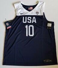 Nike Team USA Jason Tatum Men's Basketball Jersey AV3826-474 Size XXLarge 2XL