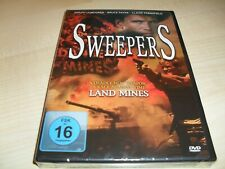 Sweepers - Dolph Lundgren Kracher / DVD - Action - NEU + OVP
