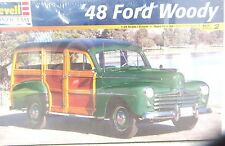 New Sealed Revell Monogram '48 Ford Woody