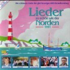 Lieder so schön wie der Norden 1991 Godewind, Tony & Die Strandpiraten, D.. [CD]