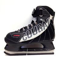 Cougar Eislaufschlittschuhe Schlittschuhe Semisoft Unisex US 11 / Gr. 44 Sale
