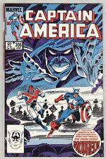 Captain America #306 June 1985 FN+