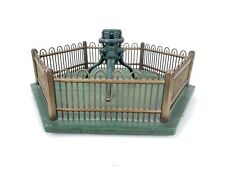 Vintage Christmas Tree Stand with Fence ca1920