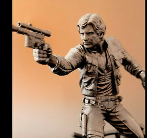 Han Solo- Masterpiece Series 1/6 Scale resin model