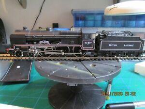 Hornby 00 Gauge 4-6-0 Patriot Class ' Lady Godiva ' Loco
