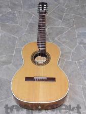 feine Ignaz Wilfer IGWILL Vollklang Klassikgitarre vollmassiv Gitarre Germany