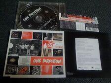 One Direction / best song ever /  JAPAN LTD CD OBI