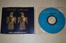 Celtas Cortos ‎– Carta A Rigoberta Menchu. DG165 CD-Single promo