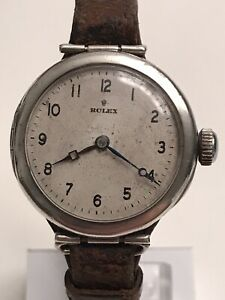 Rolex 1916 WW1 Trench Wristwatch
