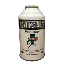 Enviro-Safe Refrigerant with Dye Charge 2oz. can #2050 R134 R12 R22