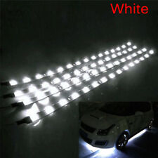 6PCS Waterproof  DC 12V Motor LED Strip Underbody Light For Car Motorcycle TK