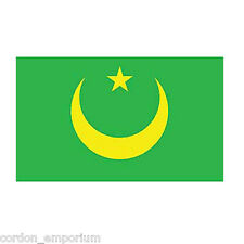 Mauritania Polyester International Country Flag 3 X 5 Feet