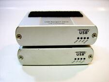 Lot of 2 Icron USB Ranger 2212 LEX Local Extender Modules