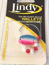 "LINDY, WALLEYE DRIFT RIG, TROUT, 36"" HAND TIED, GS111, WORMS/MINNOWS"
