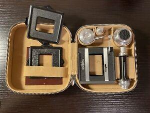 Rollei Rolleikin 35mm film Adapter Rolleiflex TLR  ****Counter Knob INCLUDED