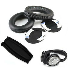 Replacement Cushion Headphone Ear Pad for Bose QuietComfort Qc15 Qc2 Headband