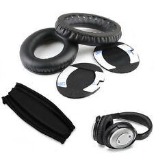 Headphone Replacement Ear Pad Cushion for Bose QuietComfort QC15 QC2 Headband