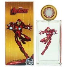 Marvel Avengers Iron Man Eau de Toilette 100ml Spray For Children - NEW. EDT