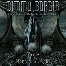Dimmu Borgir Forces of the northen night lp vinyl Not Powerwolf Carach Angren