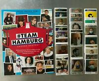 Panini #Team Hamburg Sticker – Komplett Set Alle 240 Sticker + Leeralbum