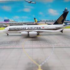 Phoenix Models 1:400 A380-800 9V-SKD Singapore Airlines