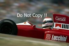 Emmanuel Pirro Scuderia Italia Dallara 191 German Grand Prix 1991 PHOTO