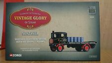Corgi 80004 Sentinel Platform Wagon + Oil Drums for Wynns Ltd Ed No 0002 of 5460