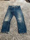 Vintage Pair of Big E levi mens Jeans 1950s levis