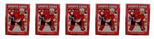 (5) 1991 Sports Cards #21 Scott Stevens Hockey Card Lot Team Canada
