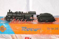 ROCO 4116E Loco vapeur G10 BR57 050B serie 35 des JZ chemins de fer Yougoslavia