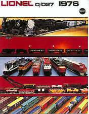 1976 LIONEL TRAINS CONSUMER CATALOG MINT NR