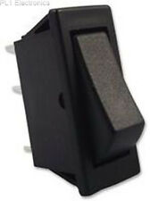 ARCOLECTRIC SWITCHES - C1510ALAAA - SWITCH, ROCKER, SPST, BLACK, ON-ON