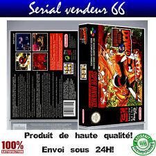 """Boitier du jeu """"DONALD IN MAUI MALLARD"""", super nintendo, visuel PAL FR. HD"""
