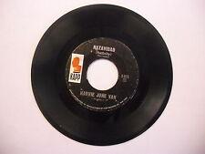 Harveie June Van Natividad/Dasher 45 RPM Kapp Records VG+