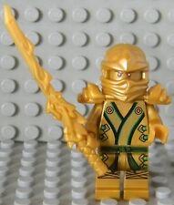 Lego Ninjago Golden Ninja Lloyd w/ Dragon Sword, NEW Loose, from 70503 70505