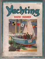 Yachting Magazine US Power Squadrons In Review January 1949 111720nonr