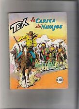 *TEX TRE STELLE  N 169 - LA CARICA DEI NAVAJOS   --  BUONO