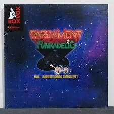 PARLIAMENT/FUNKADELIC 'Live Madison Square Garden' Ltd. 180g BLUE Vinyl LP NEW