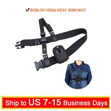 Replace Body Worn Camera Cam Single Shoulder Sling Belt Strap for BOBLOV Camer