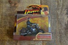 Indiana Jones Crystal Skull Action Figure Mutt Williams with Motorcycle 2008