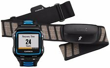 Garmin Forerunner 920XT Multisport Fitness Watch Bundle with HRM Blue Black NIB!