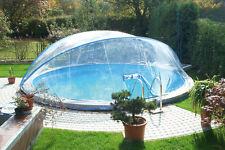 myPool Zubehör Pool-Überdachung Cabrio Dome für Rundpool 500 cm