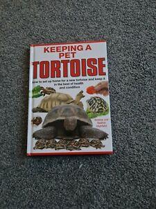 Keeping A Pet Tortoise Book