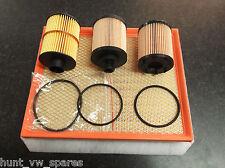 VAUXHALL ASTRA 1.3 CDTI Servizio Kit Aria Olio Carburante Filtri filtri dell'olio -2 include