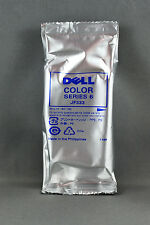 DELL SERIES 6  COLOUR JF333  INK CARTRIDGES - GENUINE DELL
