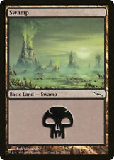 Magic MTG Tradingcard Mirrodin 2003 Swamp 296/306