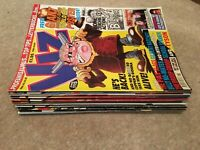 VIZ comics - collection of 16 issues in excellent condition from early 2000s
