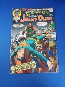 Jimmy Olsen #134 Neal Adams Cover GD+ Cond.