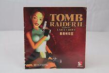 Tomb Raider II (PC) Japanese Eidos Manual Lara Croft1997 NO DISC/GAME