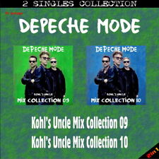 @YS808 - DEPECHE MODE - Kohl's Uncle Mix Collection 09-10  /1CD